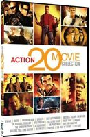 Action: 20 Movie Collection (6 Disc) DVD NEW
