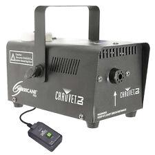 Chauvet Hurricane 700 H700 Smoke Fog Fogger Machine Disco Party + Remote + Fluid