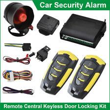 Car Alarm System Immobiliser Central Locking Kit Keyless Entry System