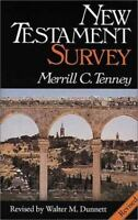 New Testament Survey by Tenney, Merrill C.