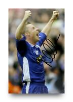 Neil Harris Hand Signed 6x4 Photo Millwall Genuine Autograph Memorabilia + COA