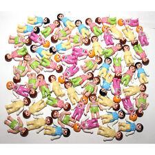 Playmobil 60 bébés couleur assorties