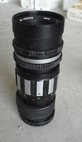 Vintage Telephoto Camera Lens Spiratone 200 mm 1:4.5