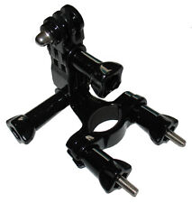 Handlebars or Seatpost Mount for GoPro Hero 2, 3 & 3+ 4 HD Cameras! Brand new!