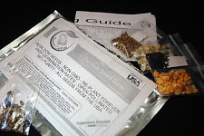 Emergency Survival Heirloom Garden Seed Pack Non Hybrid Non GMO Prepper Food MRE