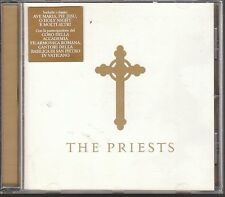 The Priests - Same 2008 (Ave Maria/Pie Jesu/O Holy Night/Abide CD Come Nuovo