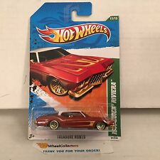 #1  1971 Buick Riviera #61 * Reg. Treasure Hunt * 2011 Hot Wheels * B26