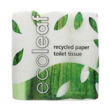 💚 Ecoleaf Natural Toilet Tissue 9 Rolls