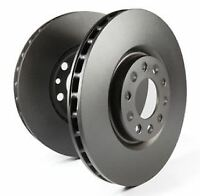 D1251 EBC Standard Brake Discs Rear (PAIR) for BLS Croma Signum Vectra 9-3 9-3X