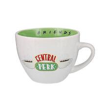 Amigos Central Perk Taza De Café De Cerámica 22OZ Gran Regalo vendedor del Reino Unido
