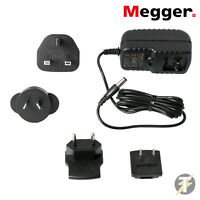 UK Replacement Charger for Megger MFT 1730 1731 1735 1741 1835 1002-736