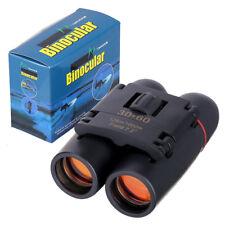 Fernglas 30 x 60 Binocular Fernrohr zusammenklappbar Feldstecher Nachtlicht Zoom