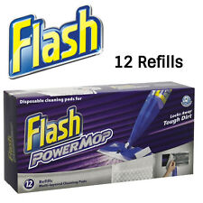 Flash (GHC141239 ) Power Refill Disposable Cleaning Pads - 12 Refills
