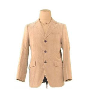 Lanvin Coats Jackets  Beige Mens Authentic Used L2335