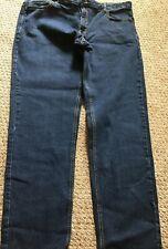Jean bleu Avenue Coton Slim Leg Jeans