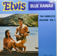Elvis Presley - Blue Hawaii - the Complete Session Vol.1 - Italy - LP 12 ""