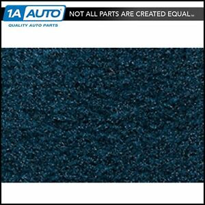 1975-79 Ford F-250 Extended Cab 2WD Carpet 7879-Blue for Auto Trans Low Tunnel