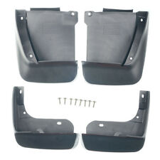 4x Front & Rear Left+Right Splash Guard Mud Flaps for Honda Accord 2003-2007