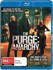 The Purge: Anarchy  - BLU-RAY - NEW Region B