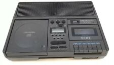 Working Eiki Stereo Compact Disc Cd & Cassette Tape Recorder Model 7070 7070A #3
