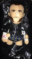 "Wwe Wwf Cm Punk 10"" Bleacher Creature 2nd Edition Plush Figure Brand New"