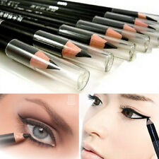 Lot 2Pcs Black EyeLiner Smooth Waterproof Cosmetic Beauty Makeup Eyeliner Pencil