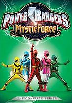 POWER RANGERS: MYSTIC FORCE - THE COMPLETE SERIES - DVD - Region 1