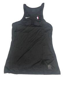 Nike NBA Pro Breathe Compression Tank Top Basketball 880805-010 Men's Size XXL
