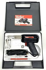 Weller Universal  140-100 watts - Soldering Gun, Original Case, Manual & Parts