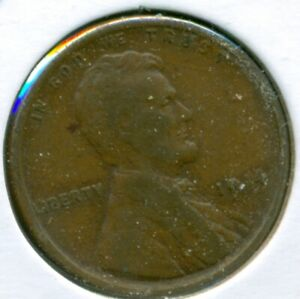 1914-P LINCOLN CENT, VERY FINE, GREAT PRICE!