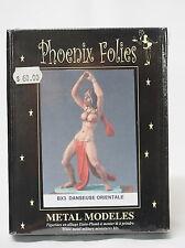 BX03 Belly Dancer, Phoenix Folies, 80mm Metal Miniature, Brand NEW