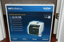 🔥 Brother MFC-9340CDW Wireless All-in-One Color Laser Printer NEW