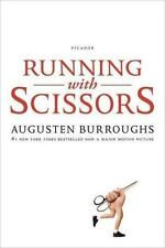 Running with Scissors : A Memoir by Augusten X. Burroughs (2006, Paperback,...