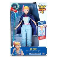 THINKWAY DISNEY Toy Story 4 Bo Peep Deluxe Talking 34cm Action Figure **NEW**