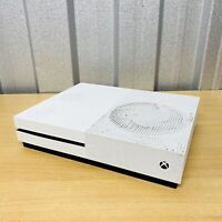 Microsoft Xbox One S 1TB Console (White) PARTS ONLY - HDMI Fault - Model 1681