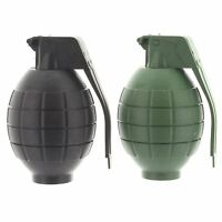 10cm Plastic Toy Hand Grenade With Lights & Sound Great for kids Age 3+