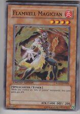 YU-GI-OH Flamvell Magician Super Rare englisch HA01-EN008 Flamvell Magier