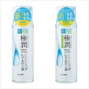New Rohto Hada Labo Goku Jyun Super Hyaluronic Deep Moisturizing Lotion 170ML
