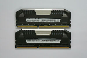 8GB Corsair Vengeance Pro DDR3 Memory 2133MHz CL11 PC3-17066 CMY8GX3M2A2133C11
