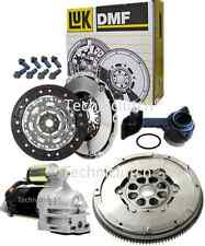 FORD MONDEO 130 TDCI 5 SPEED LUK DUAL MASS FLYWHEEL, BOLTS, STARTER, CLUTCH, CSC