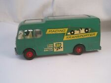 Vintage LESNEY MATCHBOX KING SIZE K-5 RACING CAR TRANSPORTER TRUCK BP
