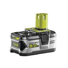 RYOBI Batterie 18 V, 5,0 Ah Lithium-Ion Batterie One Plus 1 Pcs rb18l50 neuf dans sa boîte