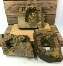 Vintage He-Man MOTU Masters Of The Universe Fright Zone Evil Horde Playset PARTS