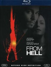 From Hell [New Blu-ray] Ac-3/Dolby Digital, Dolby, Digital Theater System, Dub