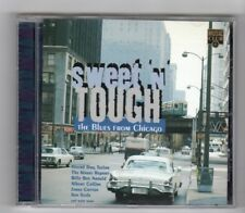 (HZ31) Sweet N Tough, The Blues From Chicago - 1996 CD
