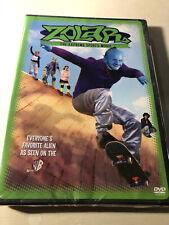Zolar: The Extreme Sports Movie (2004) DVD NEW Sealed Adventure Sci-fi