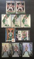 Grant Williams 12 Rookie Card Lot Mosaic Prizm RC NBA Hoops RC Boston Celtics