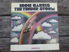 EDDIE HARRIS The Tender Storm LP OG White Label PROMO 1967 Mono Atlantic 1478 EX