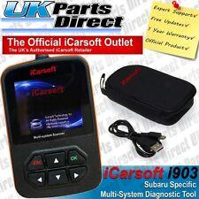 Subaru Pleo Diagnostic Scan Tool & Reset Fault Code Reader - iCarsoft i903