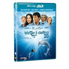 Blu Ray L'INCREDIBILE STORIA DI WINTER IL DELFINO (Blu-Ray 3D + 2D + Cop Digit)